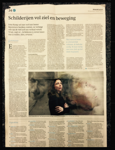 interview friesch Dagblad